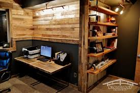 20 Rustic Home Office Ideas For 2018