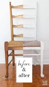 Recane A Chair Seat by How To Recane Antique Ladder Back Chairs Antique Ladder Chair