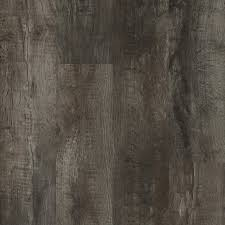 Vinyl Click Plank Flooring Underlayment by Home Expressions Meadow Oak Taupe Gray Luxury Vinyl Plank Flooring