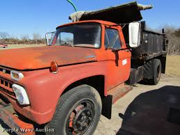 100 1965 Ford Truck For Sale Dump Truck Item DC4452 SOLD April 4 Vehicles