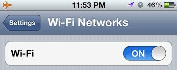 Use Airplane Mode with Wi Fi & Bluetooth Enabled on an iPhone or iPad