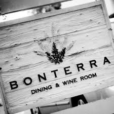 bonterra dining wine bar scoop