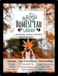 The Homestead Gardener Magazine
