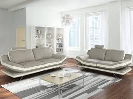 couchgarnitur leder 3 2 latika beige elfenbein