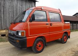 100 Hijet Mini Truck SOLD Thanks Leon1993 Daihatsu 44 Street Legal Van Seats Five