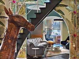 100 Maisonette House Designs Colorful Eclectic Interior Design Is Collage Of Travels And