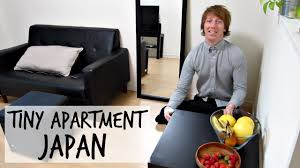 100 Small Japanese Apartments TINY JAPANESE MINIMALIST APARTMENT TOUR YouTube