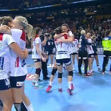 HandballWM Frauen Halbfinale Mit Norwegen Niederlande Schweden