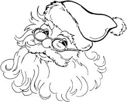 Santa Clause Having Fun Easy Christmas Drawings