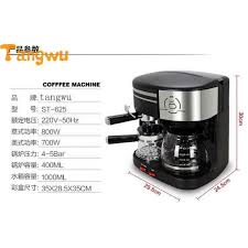 Free Shipping American Italian Household Drip Type Automatic Steam Coffee Machine Vacuum MakerVacuum Maker