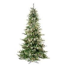 Pine Artificial Tree Unlit Virginia Christmas 75 Ft