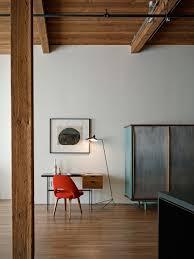 100 Loft Sf An Interior Renovation Of A 1200 SF Loft In The Minimal Desks