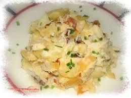 cuisiner morue bacalhau com natas ou la morue aux pommes de terre façon mamie