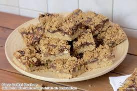 nuss dattel kuchen rezept dekadenter blechkuchen oder