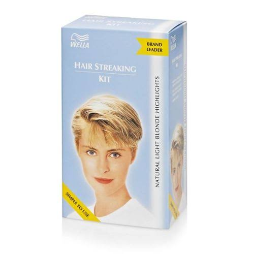 Wella Blonde Hair Streaking Kit