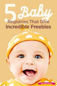 Bed Bath Beyond Baby Registry by 5 Best Baby Registry Freebies