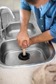 Diy Sink Clog Remover by How To Unclog A Kitchen Sink