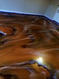 Epoxy Flooring Phoenix Arizona by 33 Best Metallic Epoxy Floors Images On Pinterest Flooring Ideas