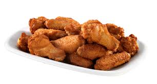 Wings Garlic Bread & Extras Menu