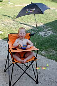 100 Travel High Chair Ciao Portable