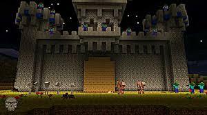 siege on castle steve