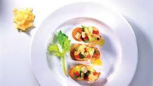 snack oder gruß aus der küche rezept für crostini mit