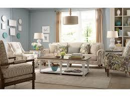 Paula Deen Furniture Sofa by Paula Deen By Craftmaster Living Room Sofa P763250bd Tyndall