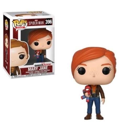 Funko Pop Marvel Spider-man Gamerverse Vinyl Figure - Mary Jane
