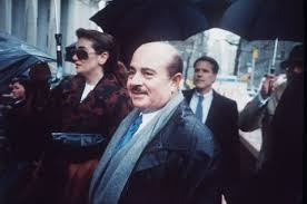 Adnan Khashoggi Arrives At Manhattan Federal Court In New York On April 4 1990 ASSOCIATED PRESS