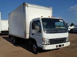 2007 Mitsubishi Fuso FE 84D For Sale At Copart Colorado Springs, CO ...