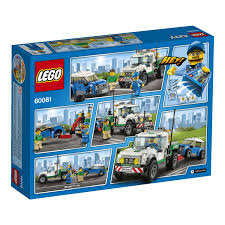 Lego City Great Vehicles Pickup Tow Truck