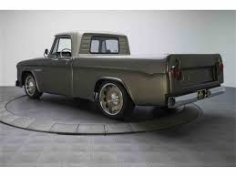 1965 Dodge D100 Pickup Truck For Sale | ClassicCars.com | CC-924299 1965 Dodge D100 Beater By Tr0llhammeren On Deviantart Kirby Wilcoxs Short Box Sweptline Pickup Slamd Mag Hot Rod Network A100 5 Window Keep On Truckin Pinterest File1965 11304548163jpg Wikimedia Commons D700 Flatbed Truck Item A6035 Sold February Nickelanddime Diesel Power Magazine Used Truck Emblems For Sale High Tonnage Gasoline Series C Ct Sales Brochure Vintage Intertional Studebaker Willys Othertruck Searcy Ar Ford With A Ram Powertrain Engine Swap Depot