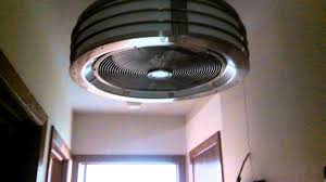 video tour of ceiling fans installed in my house temporary
