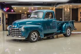 100 1952 Chevy Panel Truck Chevrolet 3100 Classic Cars For Sale Michigan Muscle Old