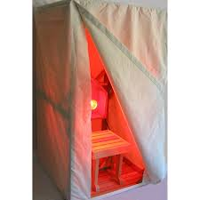 Infrared Lamp Therapy Benefits by Infrared Light Therapy Sauna Tent Plugs In Anywhere U2014 Easy To