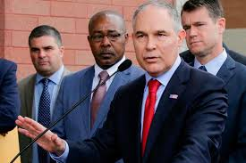 100 Kevin Pruitt S Head Of Security Abruptly Resigns Amid House Panel