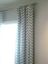 fresh gray and white chevron curtains and a little boy airplane