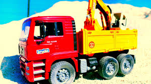 100 Big Truck Toys Toy Cars A Toy Excavator Truck For Kids