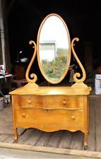 maple original antique dressers vanities 1900 1950 ebay
