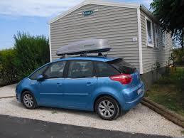 accessoires barres de toit coffres de toit sur barres existantes