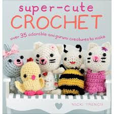 RYLAND PETERS SMALL Cico BooksSuperCute Crochet Products