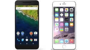 iPhone 6s Plus vs Nexus 6P parison review Macworld UK