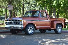 Pre-Owned 1977 Ford F100 Ranger Rare Short Bed Stepside Incredible ...