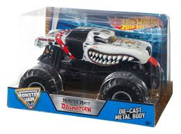 Hot Wheels Monster Jam Monster Mutt Dalmatian Vehicle | Walmart Canada