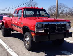 100 Dodge Dually Trucks For Sale 92 Power Ram W350 Cummins Turbo Diesel Trucks