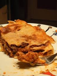 lasagnes à la bolognaise ma p tite cuisine