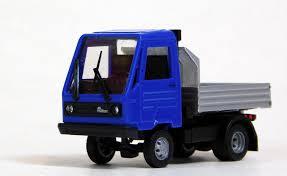 100 Blue Dump Truck Busch 187 HO Multicar 42218 Burbanks House Of
