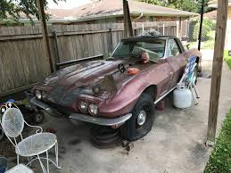 Corvettes On Craigslist: 1967 Convertible Convertible In New Orleans ...