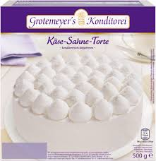 käse sahne torte 500 gramm grotemeyer s konditorei gmbh