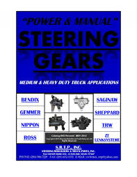 Steering Rebuilders & Truck Parts, Inc. - POWER & MANUAL STEERING ... Renault Trucks Consult Auto Electronic Parts Catalog 112013 1949 Chevygmc Pickup Truck Brothers Classic Parts 1948 1950 51 1952 1953 1954 Ford Big Job Steering Rebuilders Inc Power Manual Steering 1963 Dodge And Book Original Online Isuzu 671972 Chevy Gmc Catalog Headlamp Brake Gm Lookup By Vin Luxury Chevrolet V6 Engine Diagram Wiring Delco Remy Passenger Car Light Popular W